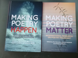 Happen and Matter out in paperback