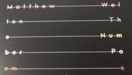 numberpoems