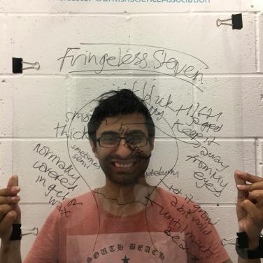 Fringeless Steven